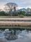 賀茂川から比叡山
