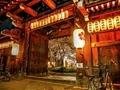 平野神社南門