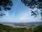 山の眺望@比叡山