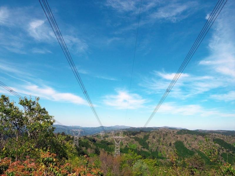 電気の道@京都北山