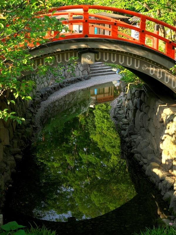 下鴨神社御手洗池