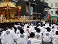 僧侶による法要2@上御霊神社御霊祭(還幸祭)