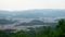 家の海に浮かぶ緑の小島@京都東山