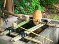 格好の水のみ場@宗像神社(京都御苑)