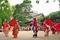 小町をどり3@白峯神宮精大明神例祭