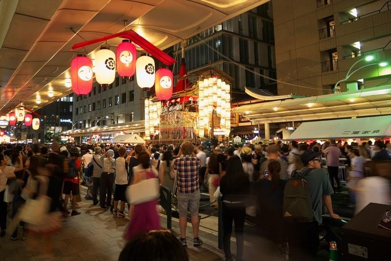 祇園先祭宵山長刀鉾3