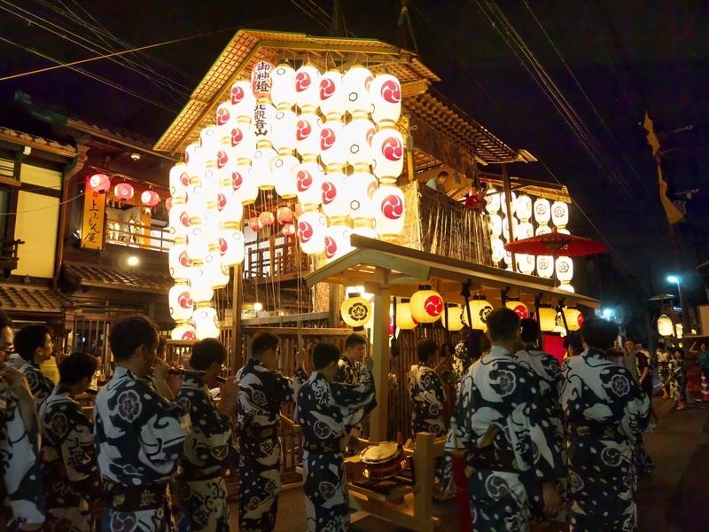 日和神楽@祇園後祭