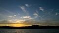 琵琶湖夕景