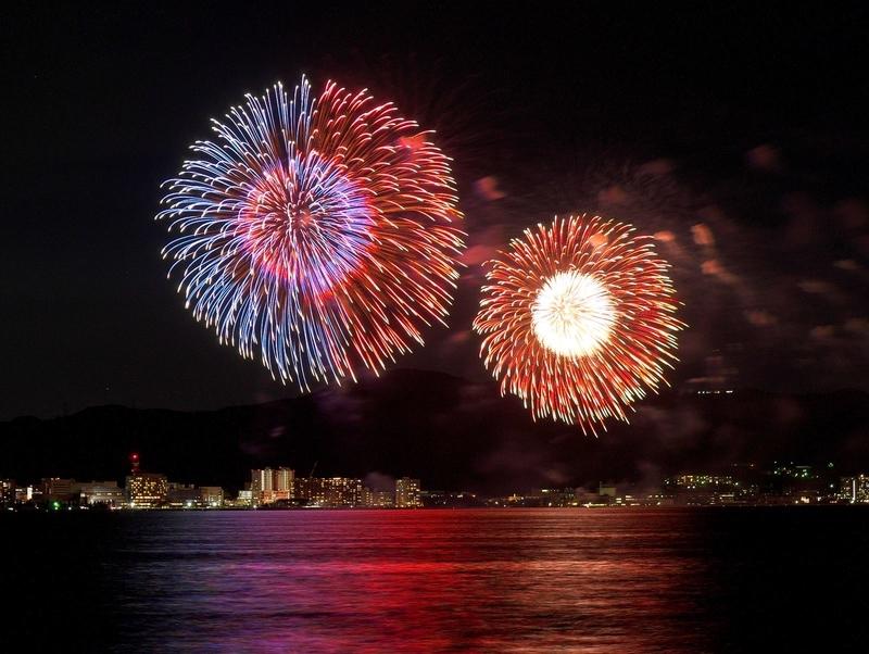 2019琵琶湖大花火大会