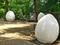 糺の森の異物@下鴨神社