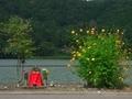 広沢池のお地蔵さん