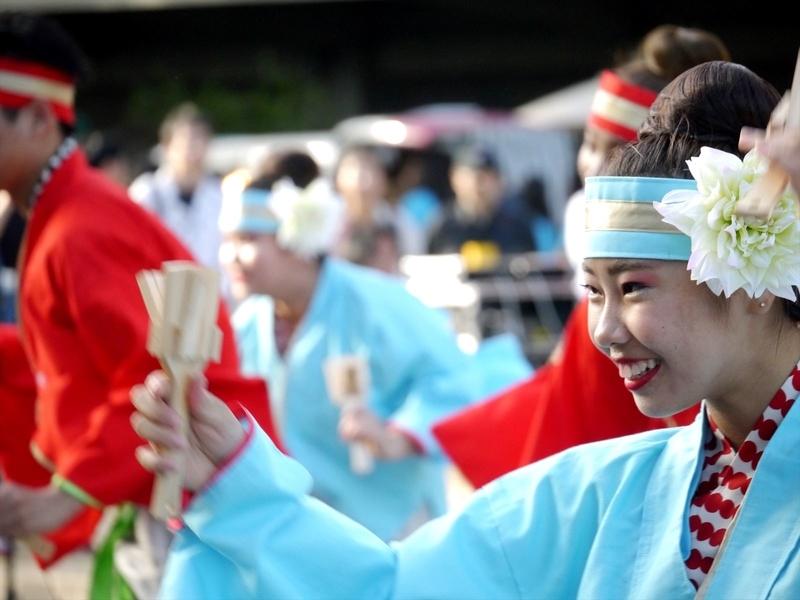 京都学生祭典の風景10