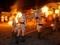 燃える松明2@鞍馬火祭り