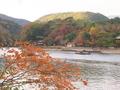 秋の小倉山@嵐山