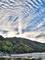 雲の造形@嵐山渡月橋