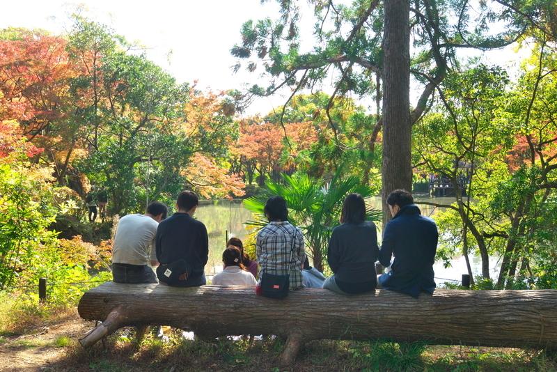 秋の休日@京都府立植物園