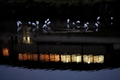 「川面に灯る」京の四季フォトコンテスト2020優秀賞