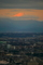 初日に染まる富士2@新宿都庁展望台
