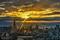 2020年初日の出@新宿都庁展望台