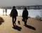 湖畔の散歩道@琵琶湖