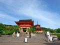 2020年ゴールデンウイークの清水寺