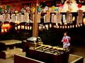 「祭りの夜の手水舎」33回松尾大社写真コンテスト佳作