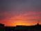 9月20日の夕焼け