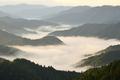 おにゅう峠からの雲海