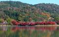 広沢池秋景