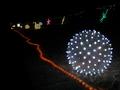 京都府立植物園ライトアップ