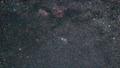 二重星団付近の星野@花脊峠
