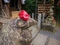 狛ねずみ@大豊神社