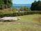 穴太野添古墳群より望む琵琶湖