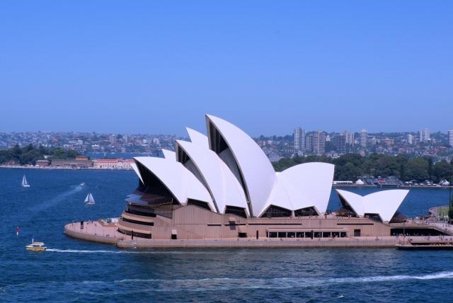 憧れのオーストラリア留学へ