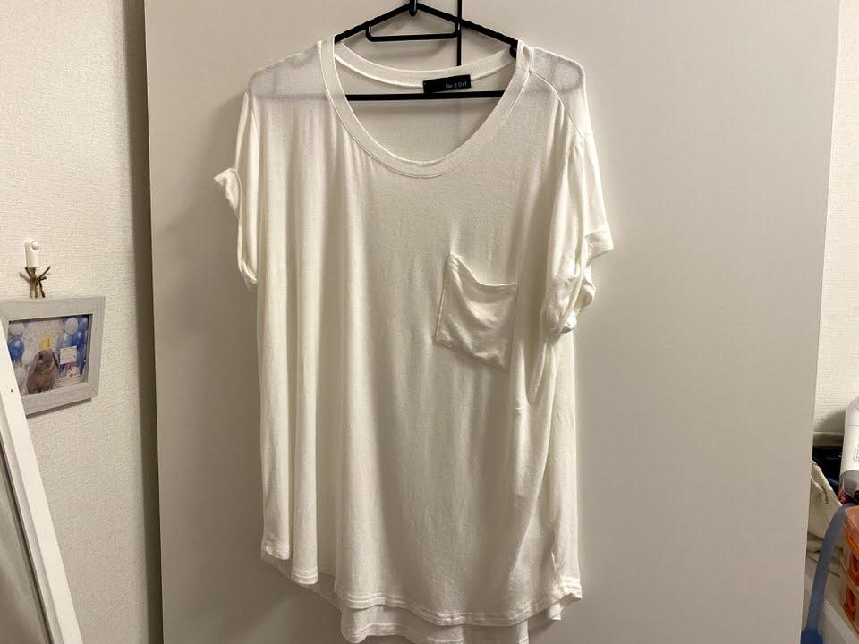 お気に入りのTシャツ