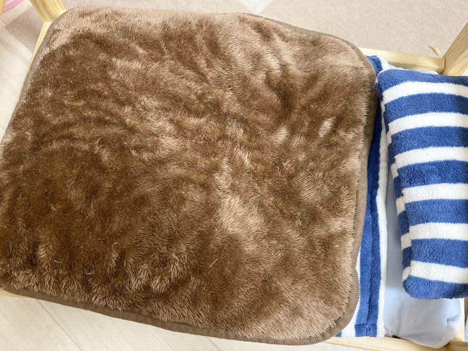 冬使用のペットベッド