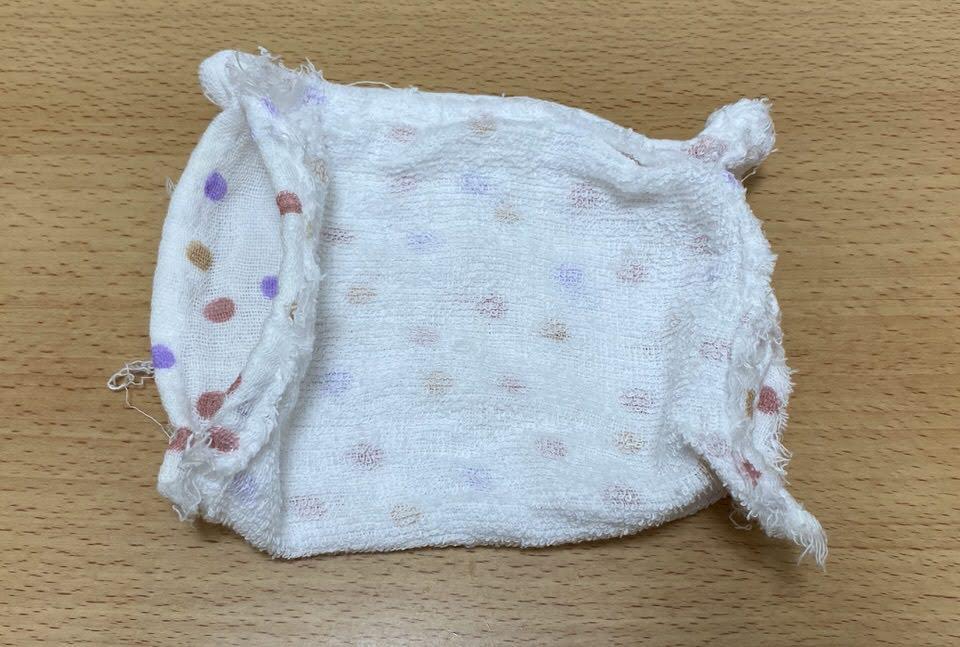小豆カイロの布