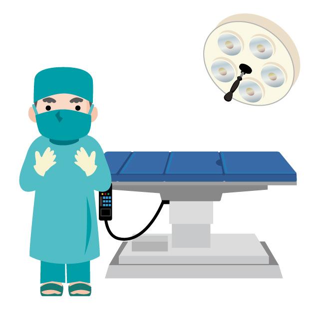 うさぎの消化管の外科手術は難しい