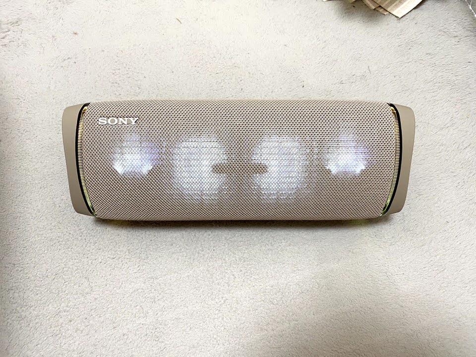 ソニー ワイヤレスポータブルスピーカー SRS-XB33