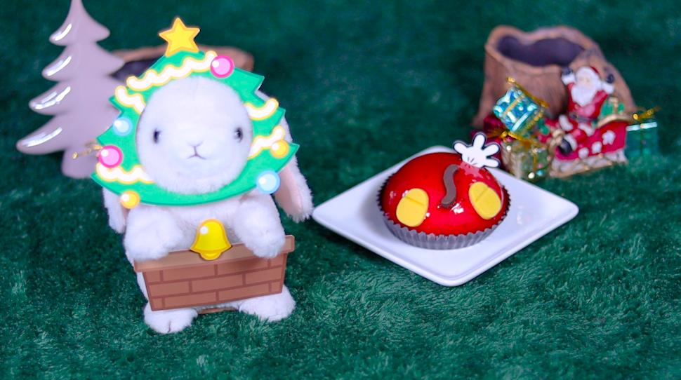 ミッキーマウス いちご&クッキー セブン セブンイレブン
