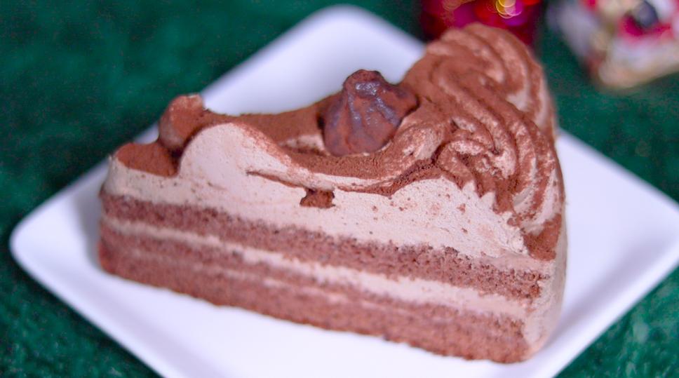 セブンプレミアム 生チョコクリームケーキ セブン セブンイレブン