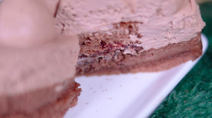 トップス監修 ミルクチョコケーキ セブン セブンイレブン