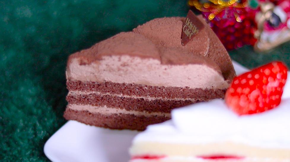 パーティーケーキ 苺&チョコ 2個入り ローソン