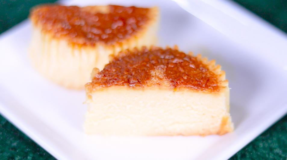バスチー バスク風チーズケーキ ローソン
