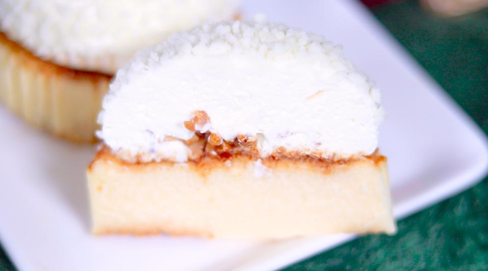 スノーバスチー バスク風チーズケーキ ローソン