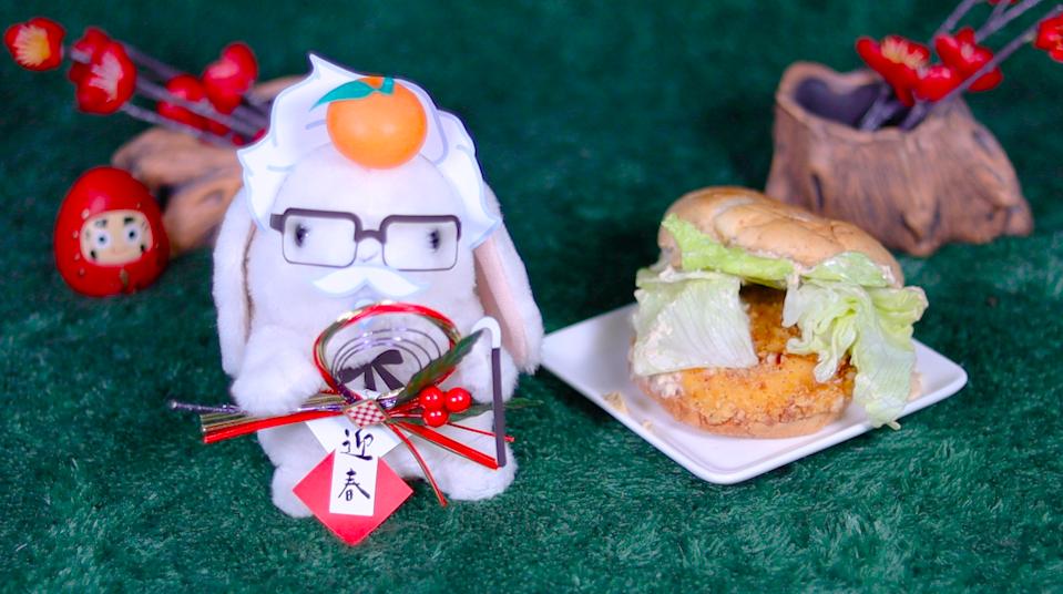 ブラックホットサンド KFC ケンタッキー ケンタ