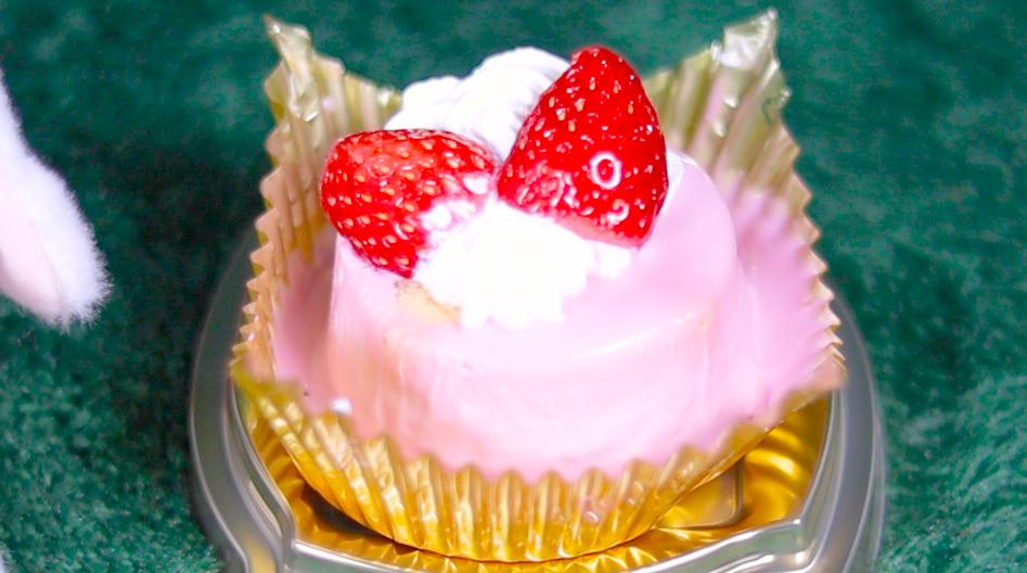 いちごのルビーチョコケーキ ファミマ ファミリーマート