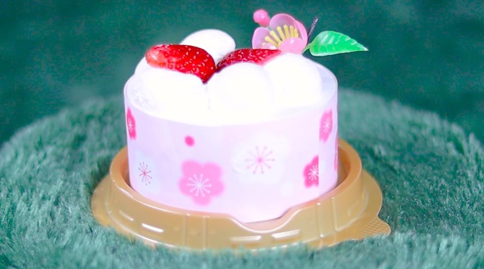 苺のケーキ(3号) セブン セブンイレブン コンビニ スイーツ