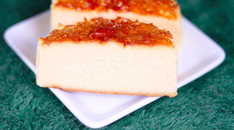 ビッグバスチー バスク風チーズケーキ ローソン LAWSON コンビニスイーツ