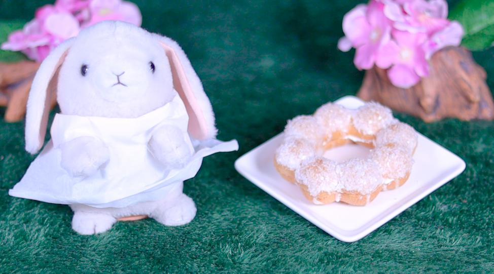 ポン・デ・もちクリーム もちクリームドーナツコレクション ミスド misterdonut ミスタードーナツ スイーツ ドーナツ
